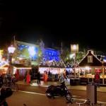 Christmas fair at Rembrandtplein