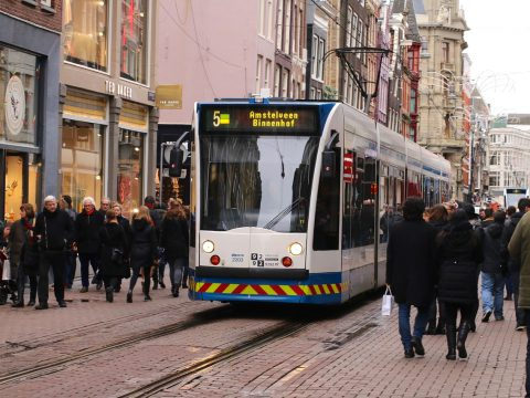 Public Transport in Amsterdam