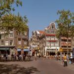 Rembrandtplein square Amsterdam