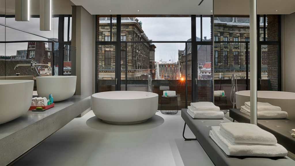 most expensive hotel suites in amsterdam. Black Bedroom Furniture Sets. Home Design Ideas
