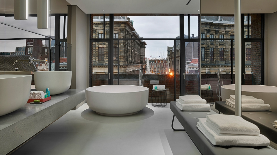 Most Expensive Hotel Suites In Amsterdam