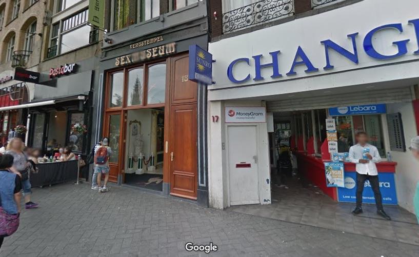 Sex Museum Amsterdam - Venustempel