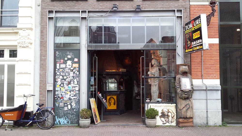 Pipe Museum Amsterdam