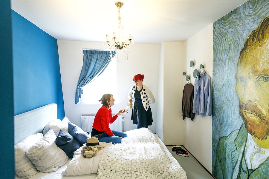 double room at cocomama
